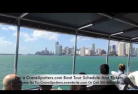 CraneSpotters.com Boat Tour Of New Condo Projects In Greater Downtown Miami & Miami Beach