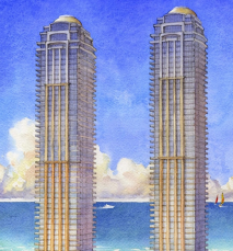 ESTATES AT ACQUALINA (SOUTH TOWER)